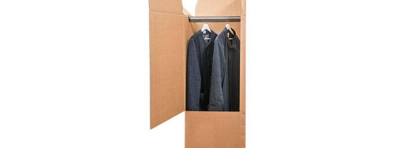 Scatole per abiti vendita online