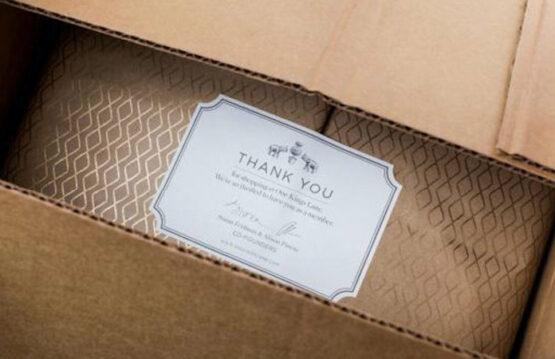 scatole per e-commerce