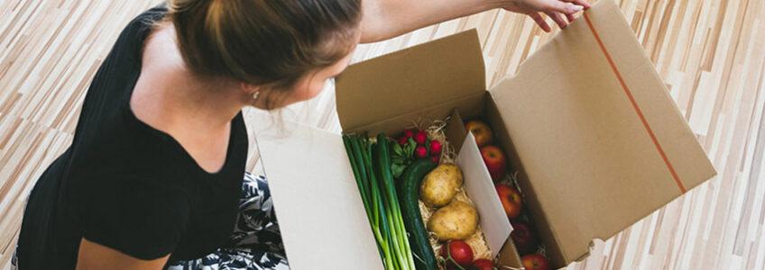 Come spedire i prodotti alimentari deperibili e non deperibili