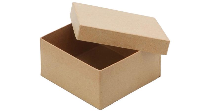 Scatole con coperchio per conservare i prodotti al sicuro