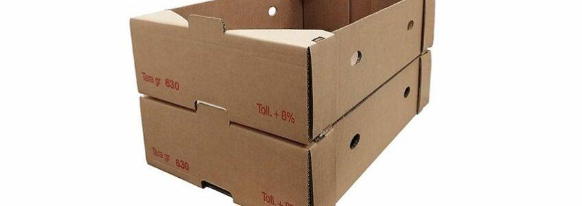 Vassoi in cartone per il trasporto degli alimenti