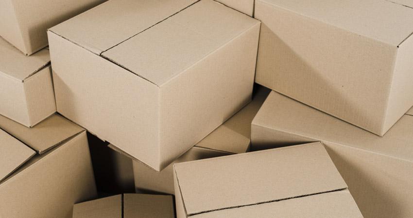 3 motivi per scegliere le scatole in cartone ondulato