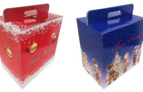 Scatole e imballaggi natalizi, stupite i vostri clienti in vista delle festività
