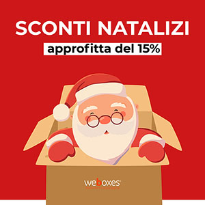 Sconto del 15% per Natale