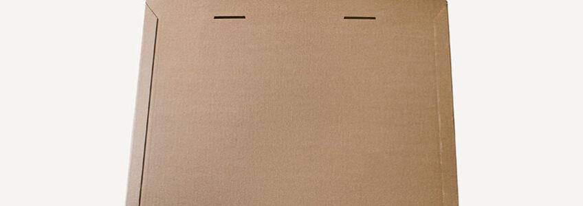 buste in cartone ondulato