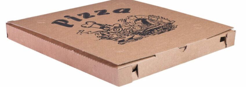 Acquistate online scatole per pizza