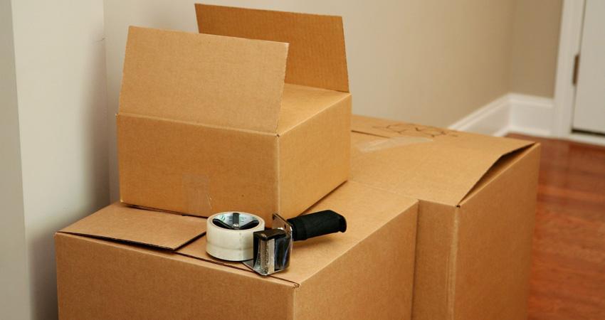Dove comprare scatole per il trasloco
