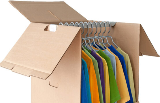 Dove posso acquistare scatole per abiti?