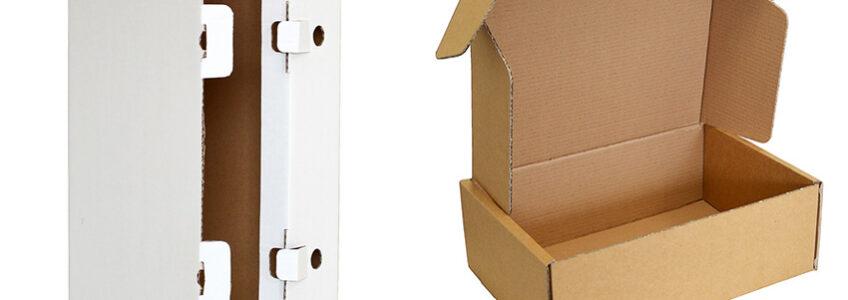 Scatole fustellate al prezzo più basso, scegliete Weboxes